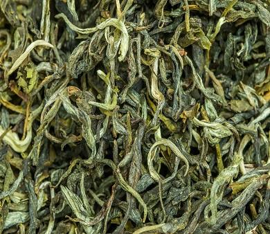Чай Зеленый рассыпной Trevi  Зеленый Мао Фенг  50г